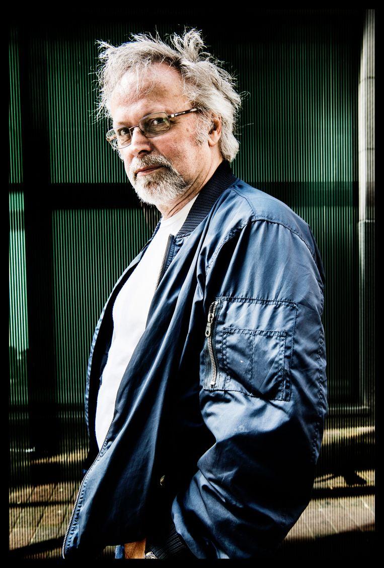 Clark Olofsson Beeld Saskia Vanderstichele