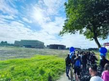Leerlingen kunnen eindelijk lessen volgen in Porteum, onderwijscampus in Lelystad feestelijk geopend