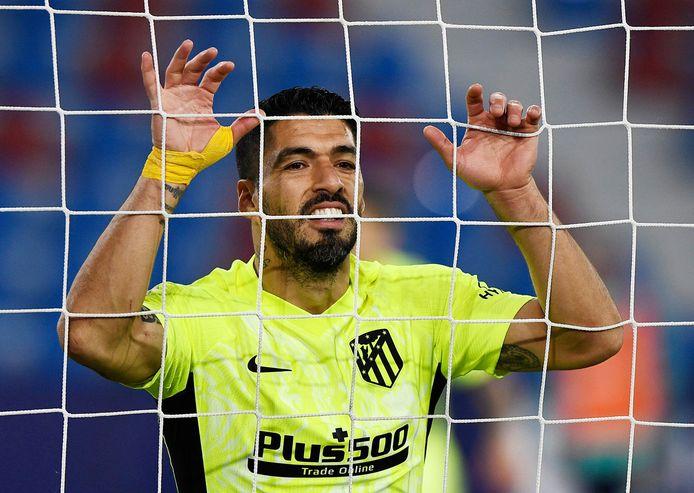 Luis Suárez verruilde afgelopen zomer FC Barcelona voor Atlético Madrid.