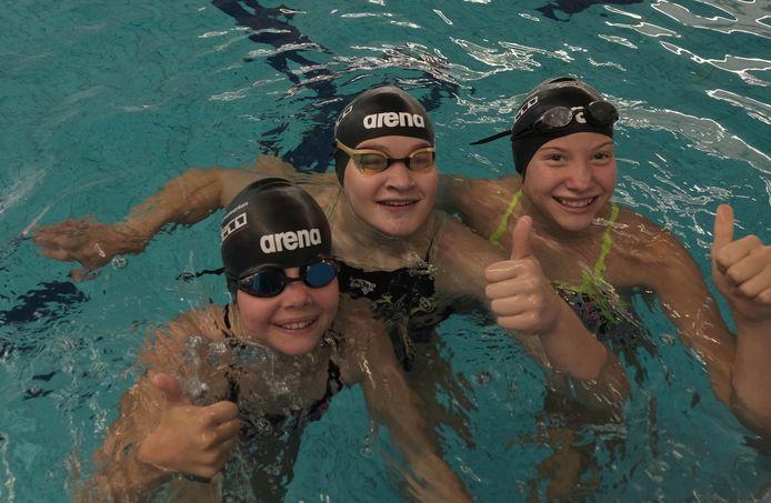 Het zwembad van Nijlen ging vandaag opnieuw open na een sluiting van 2 jaar.