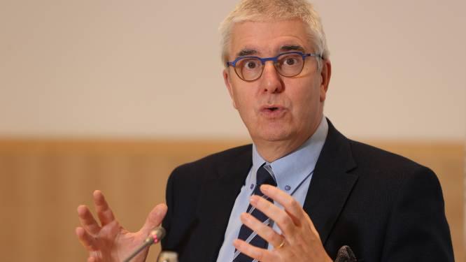 """VBO-voorzitter Pieter Timmermans over loonverleg: """"Regering moet consistent zijn voor geloofwaardigheid"""""""