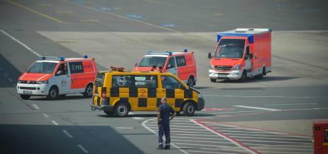 Twee doden bij crash vliegtuig uit Lelystad op luchthaven Münster