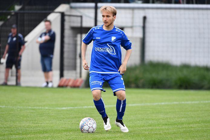 Ian Jennes verliet de beloften van Westerlo en keert na acht jaar terug bij KFC Nijlen.