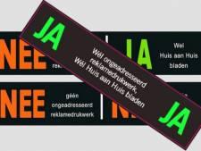 Waarom heeft Amersfoort nog altijd geen ja/ja-sticker?