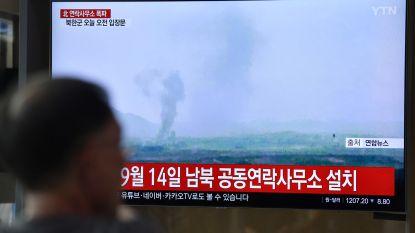 Spanningen tussen Pyongyang en Zuid-Korea lopen verder op: Noord-Korea blaast verbindingsbureau op