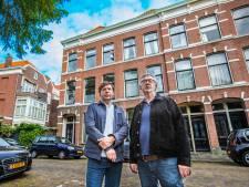 Louis en Alfred bezitten een klassiek huis in een statige Haagse buurt