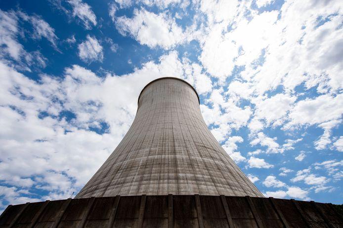 - Centrale nucléaire de Tihange - Kerncentrale Tihange  * Illustration    Tihange  Belgium   JUNE 14 2019    pict. by Christophe Licoppe  © Photo News