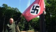 Hitlerfanaat (77) krijgt jaar cel voor versieren huis met nazisymbolen en brengen van Hitlergroet