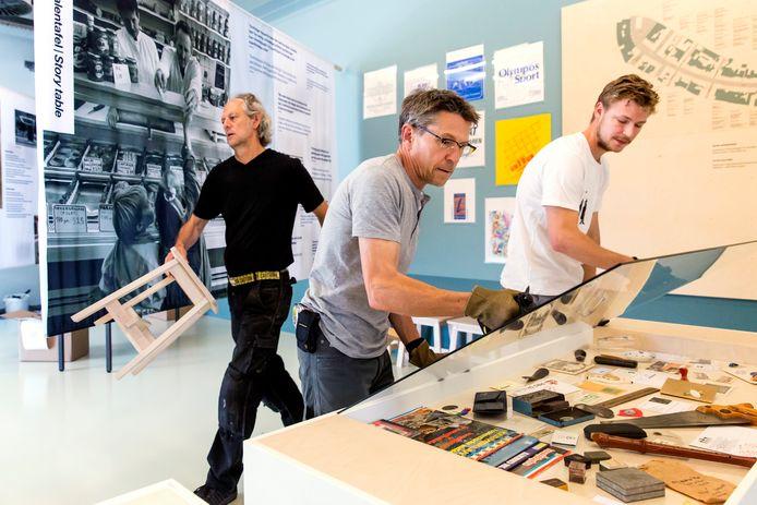 De expositie over de Hoogstraat in het Stedelijk Museum Schiedam was vorig jaar een groot succes.