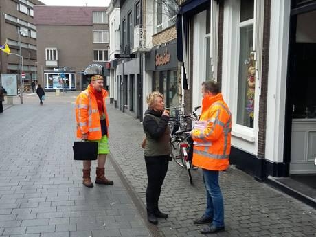 Code geel, hagel en veel wind: De optocht in Breda gaat door!