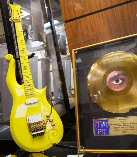La guitare de Prince vendue pour plus de 137.500 dollars