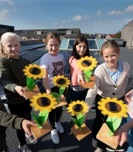 De Vlinder in Houten is de 100ste basisschool met zonnepanelen op het dak, nog 300 te gaan