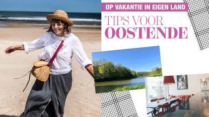 Op vakantie in eigen land: Linda Van Waesberge deelt haar tips voor Oostende