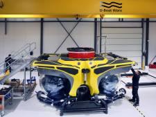 Bredase bouwer duikboten U-Boat Worx groeit tegen de klippen op
