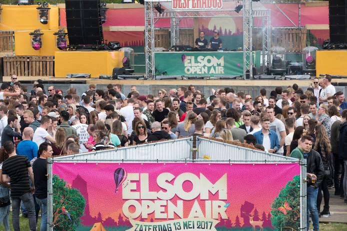 Er vonden sinds 2016 drie edities van Elsom Open Air plaats op de Wilgenspot in Reusel.
