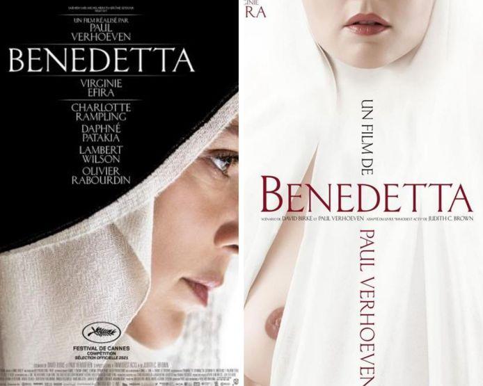 Bande-annonce de Benedetta, le nouveau film de Paul Verhoeven avec Virginie Efira.