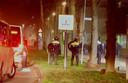 De politie in de Graafsewijk in Den Bosch