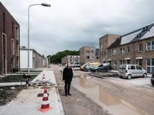 Tot je enkels in het water op parkeerplaats in Zevenaarse nieuwbouwwijk: 'Dit is geen doen'