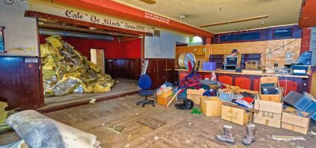 Gemeente grijpt in bij de Kloek, verbouwing Oosterhouts café stilgelegd