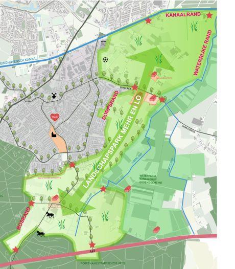 'Gemeente gaat te snel met plannen voor landschapspark ten oosten van Mierlo'