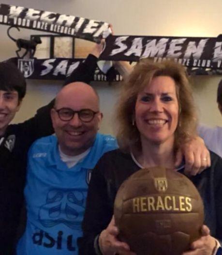 Supporters na de derby: 'Tot 8 mei kunnen we weer rustig ademhalen'