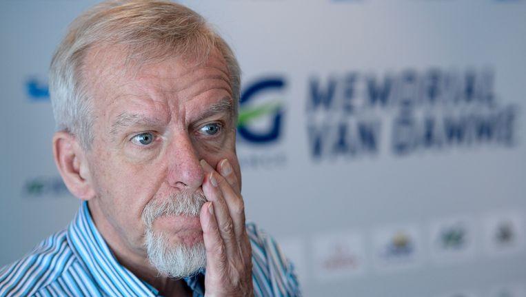 Wilfried Meert, organisator van de Memorial Van Damme Beeld BELGA