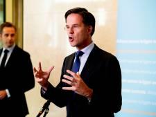 Premier Rutte bezorgd over coronabesmettingen: 'Was je handen stuk'