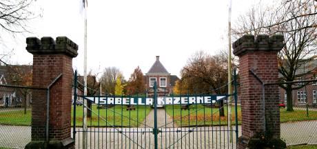 Weekendschool Petje af op Fort Isabella in Vught: 'Plek waar je wieg staat mag nooit je toekomst bepalen'