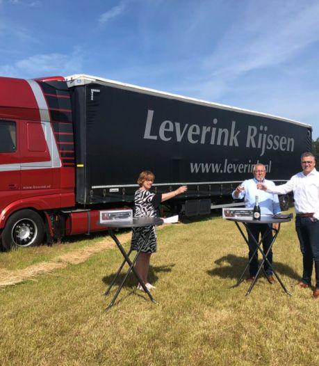 Leverink Transport uit Rijssen slaat vleugels uit naar 't Lochter in Nijverdal