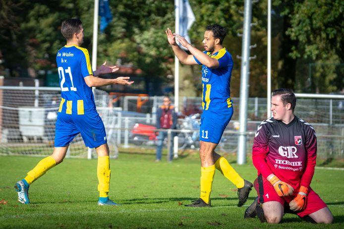 Arnhem 0211- Voetbal: De Paasberg - AZ 2000 /206333