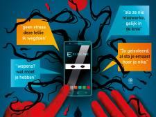 Speciale telefoons criminelen gehackt: 'Als ze niet meewerken, gelijk in de knie'