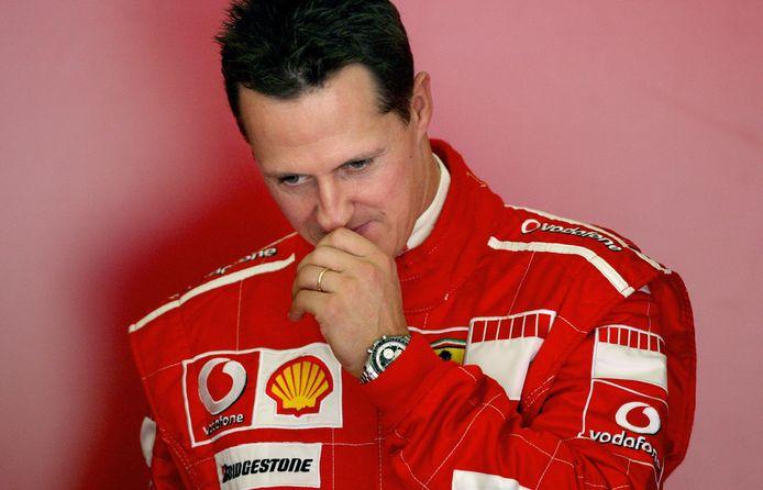 Michael Schumacher (octobre 2006)