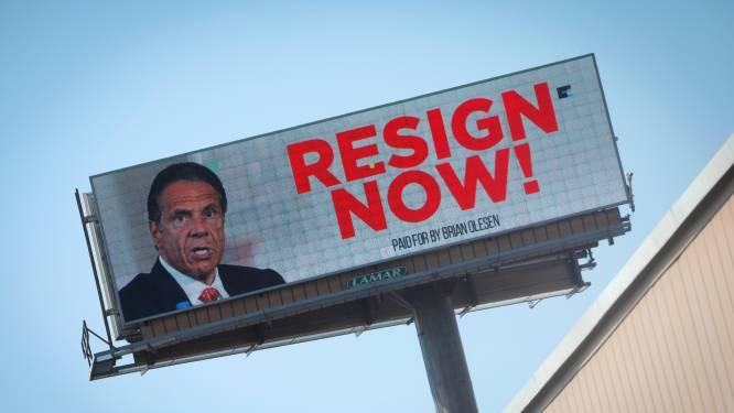 Druk op New Yorkse gouverneur Cuomo om af te treden wordt groter
