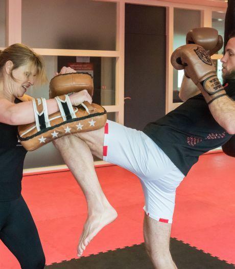 Kickbokser Robbie Hageman stapt voor het laatst de ring in: 'De tumor is weer aangegroeid'