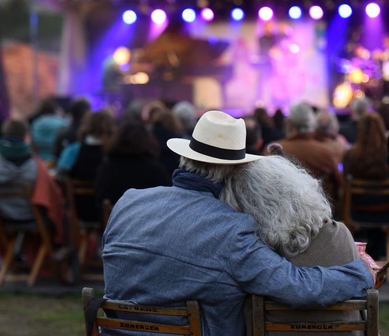 Een vorige editie van Gent Jazz. Beeld Stad Gent