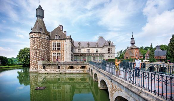 Château de Jehay.