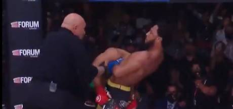 MMA-vechter AJ McKee één miljoen dollar rijker na winst in 16-man toernooi
