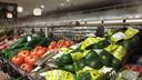 Groenten worden beneveld, zodat ze langer vers blijven