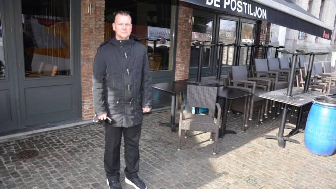 """""""750 euro boete omdat klant met beperking koffie dronk op terras"""": Lokerse horeca-uitbater trekt fel van leer tegen politieoptreden"""