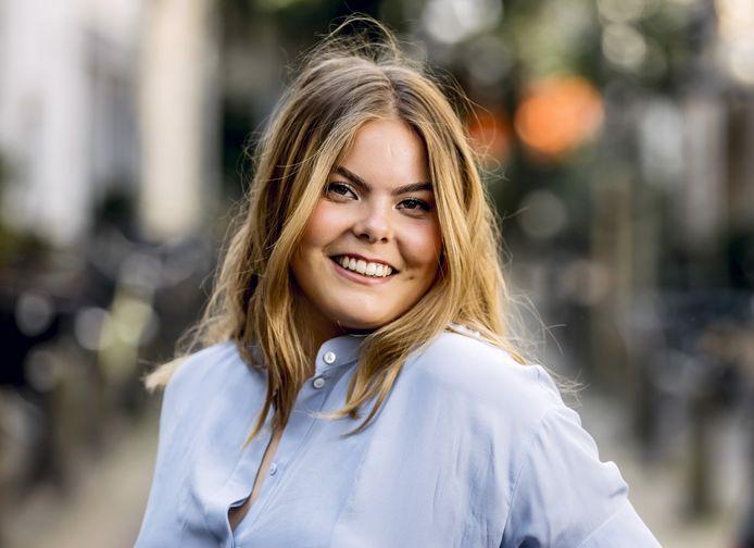 Gravin Eloise van Oranje. De dochter van prins Constantijn en prinses Laurentien heeft een groot aantal volgers op Instagram.