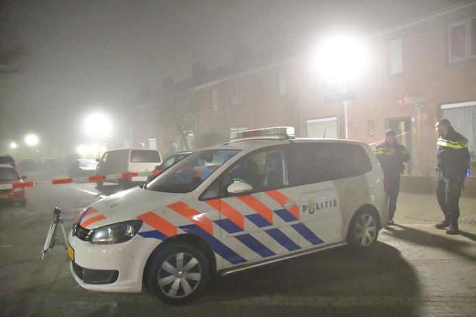 Explosie in woning in Eindhoven