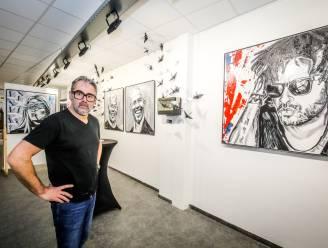 Van Lenny Kravitz tot glurende Mickey Mouse: welkom in de wondere wereld van kunstenaar Frank De Decker