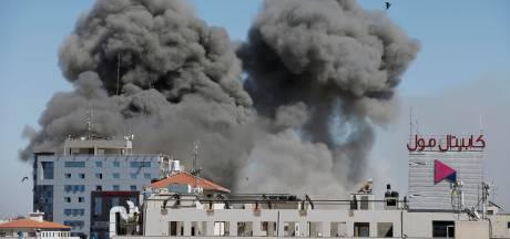 """L'immeuble des médias Al-Jazeera et Associated Press à Gaza """"dévasté"""" par une frappe israélienne"""