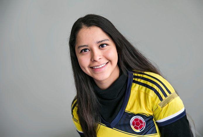 Cindy Jennings uit Deurne gaat niet met lege handen op vakantie naar haar geboorteland Colombia