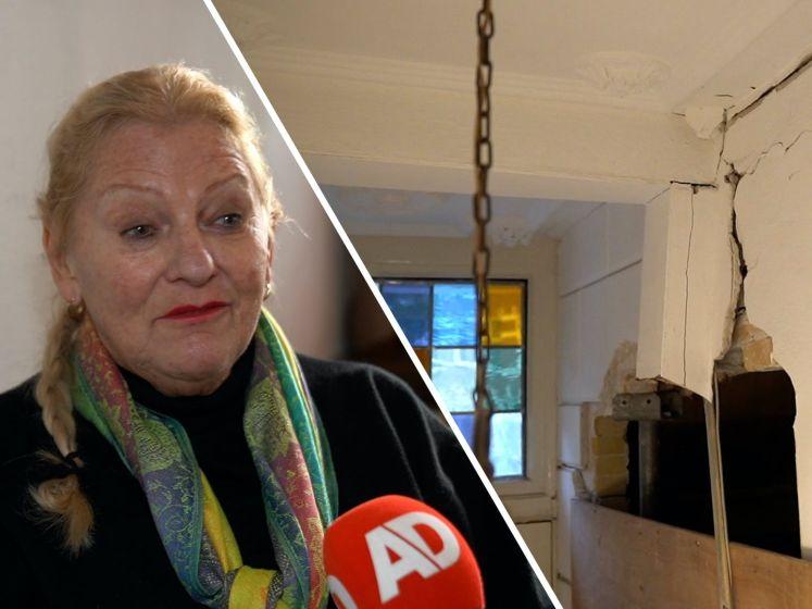 Louise woont in een bouwval: 'Dit kan zo niet langer'