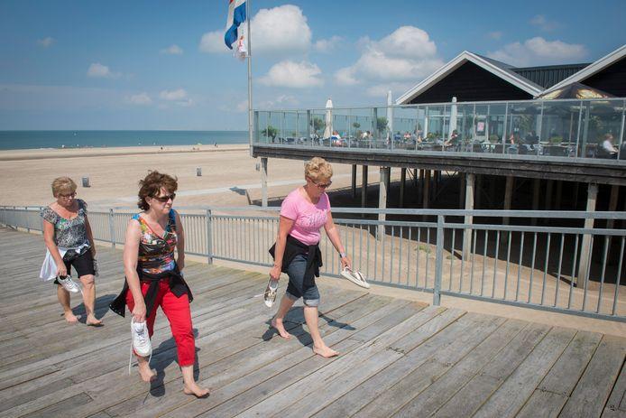 Strandpaviljoen Our Seaside bij Renesse.