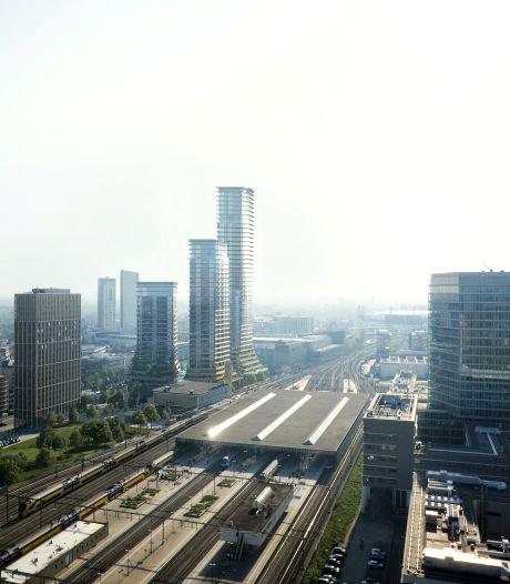 Bouw District E op Stationsplein Eindhoven flinke stap dichterbij