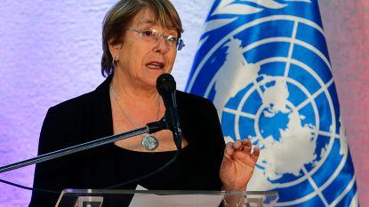 VN-mensenrechtencommissaris geschokt door toestanden in opvangcentra voor migranten in VS