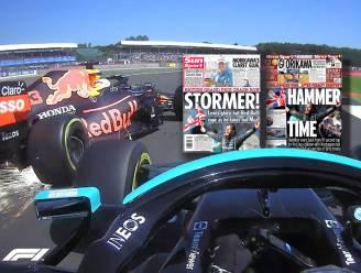 """Internationale media gaan los op confrontatie Verstappen vs. Hamilton: """"Messen zitten tussen de tanden nu"""""""