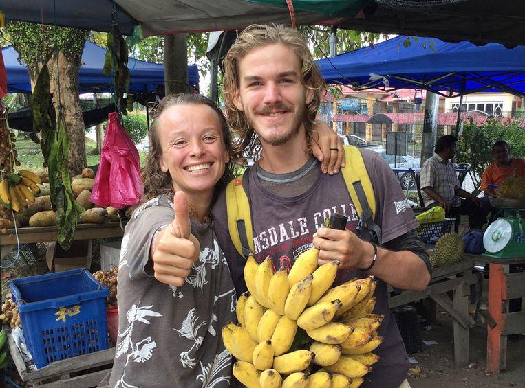Tina Stokolska (39) en Simon Beun (26)